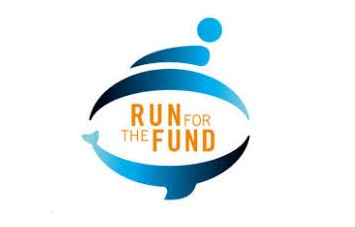 Run for the Fund logo